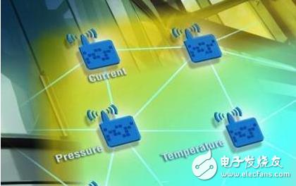 传感器节点结构/无线传感器网络