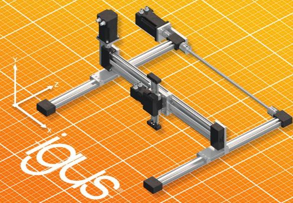 igus新型三轴线性机器人现货供应