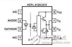 a3120光耦各脚功能图介绍