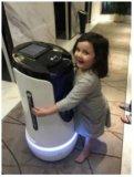 机器人共享时代 AI嵌入服务机器人中将带来蓝海市场