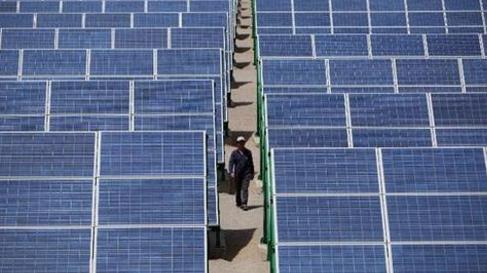 中国上季对美太阳能面板出口近前三季的12倍