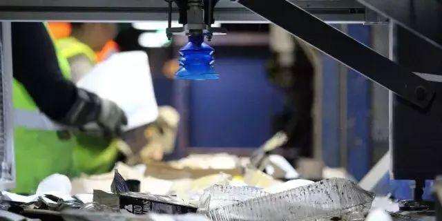 BHS利用人工智能、物体识别技术来提高垃圾处理效率
