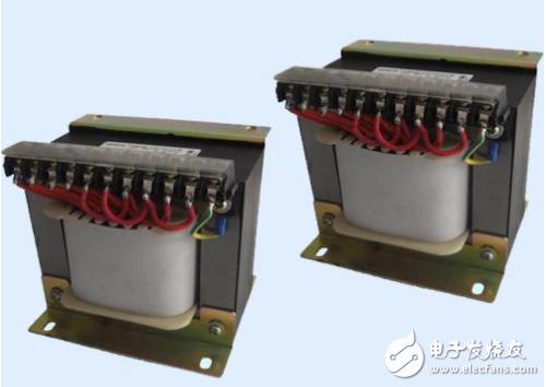 单相隔离变压器接线图分享