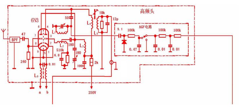 电子管调频收音机制作