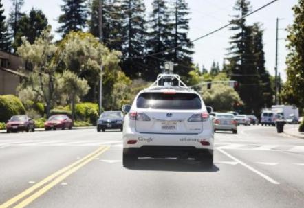 """真正""""无人""""自动驾驶车或获加州测试许可"""