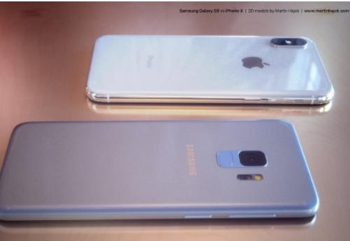 三星S9对比iPhone X,哪一款值得入手