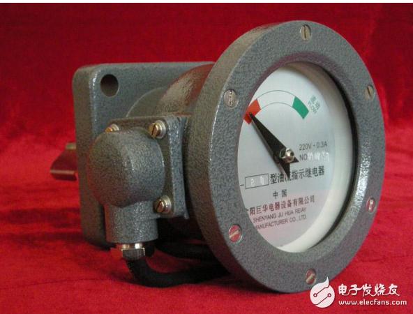油流继电器作用是什么