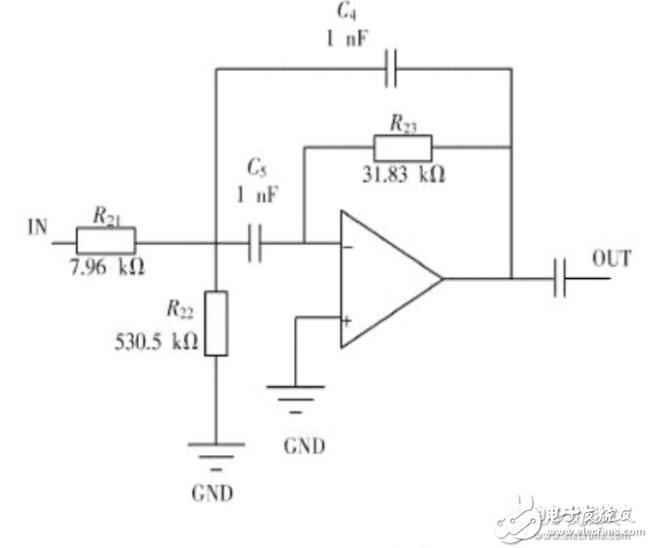 带通滤波器电路图大全(三款带通滤波器电路设计原理...