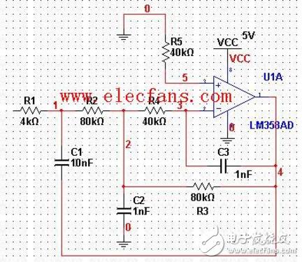 低通滤波器电路图大全 六款低通滤波器电路设计原理图详解 全文图片