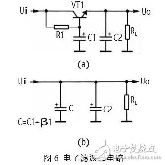 电子滤波器电路图大全(七款电子滤波器电路设计原理图详解)