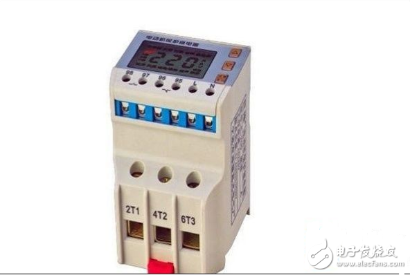 电流继电器工作原理