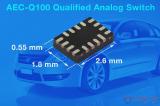 Vishay首颗通过AEC-Q100认证的模拟开...