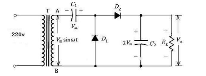 简单直流二倍压电路介绍