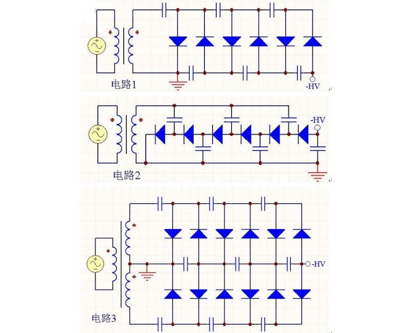 倍压整流用什么电容_倍压整流电路电容多大