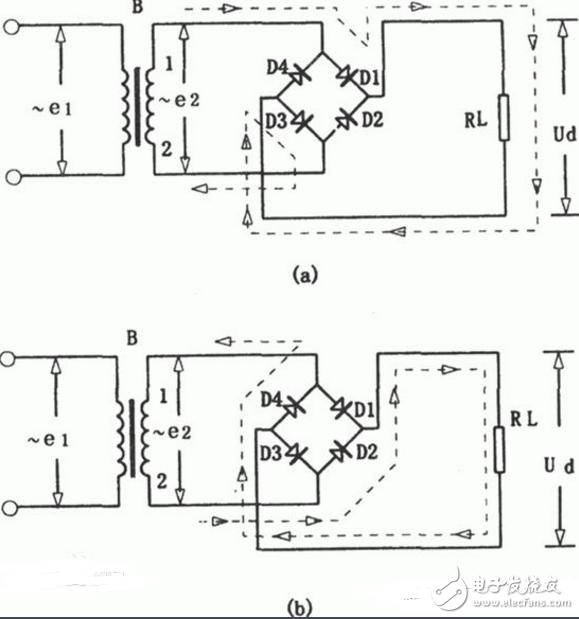 最简单的整流电路图大全(五款最简单的整流电路设计...