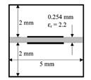 超宽带带通滤波器应用