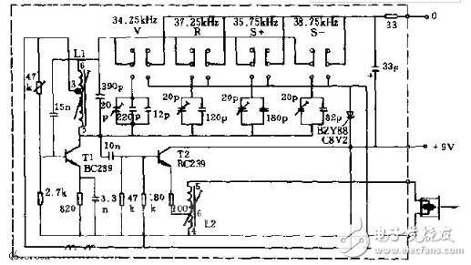 大功率超聲波發生器電路圖大全(四款大功率超聲波發生器電路設計原理圖詳解)