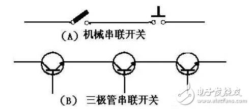 9011三級管開關電路圖大全(五款9011三級管開關電路設計原理圖詳解)