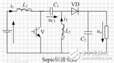 sepic斩波电路公式