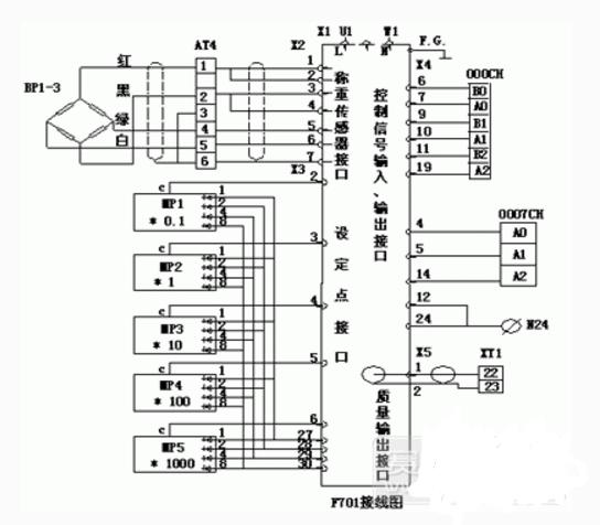 称重传感器的接线方法 - 电子发烧友网