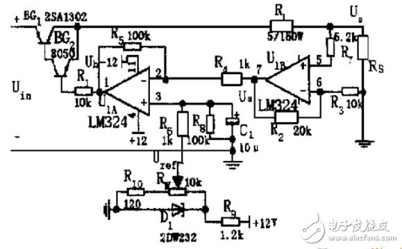 高精度恒流源电路图大全(十款高精度恒流源电路设计...