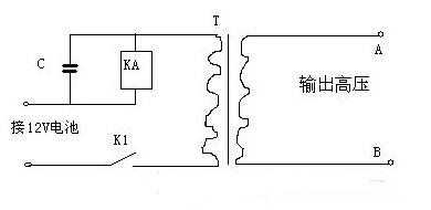 电鱼机需要哪些配件_如何制作简单的电鱼机