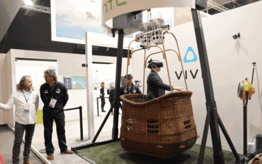 HTC Vive能否证明他会是VR/AR的未来