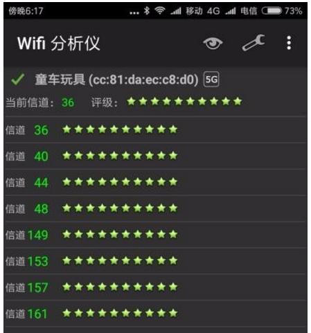 5gwifi信道哪个最好,wifi信道在哪里设置如何检测哪个路由器信道最快