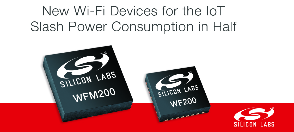 Silicon Labs推出使功耗减半的新型Io...