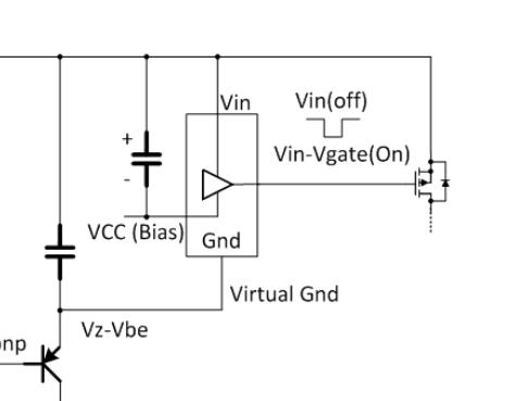 采用隔离拓扑,保障DC/DC控制器的VIN最大额定值