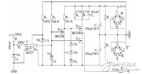igbt模块逆变器电路图大全(六款igbt模块逆变器电路设计原理图详解)
