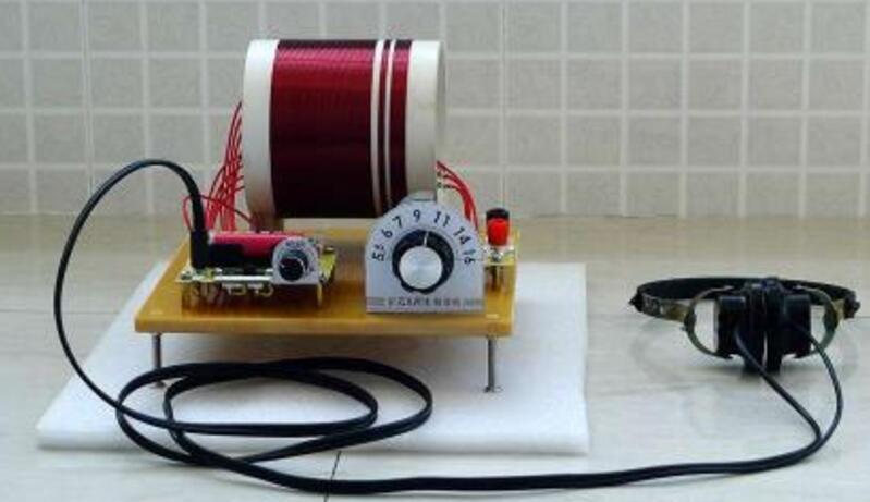 世界最简单矿石收音机制作方法介绍