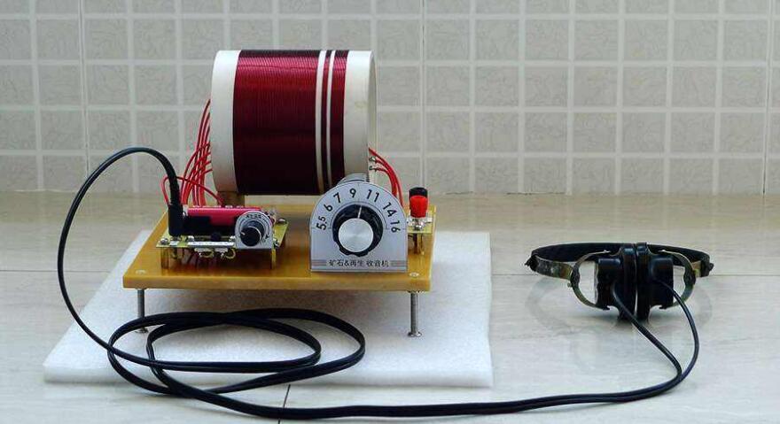 矿石收音机用配置电源吗