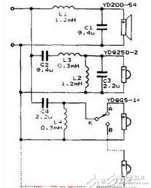 电子分频器电路图大全(六款电子分频器电路设计原理...