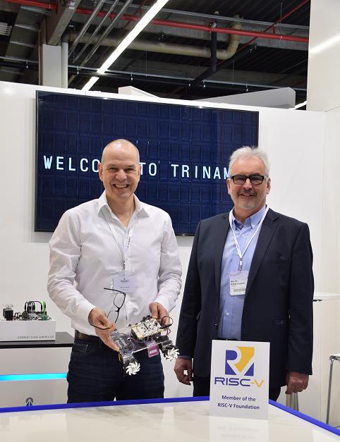 Trinamic加入RISC-V并选择Codasip的Bk3处理器用于未来的运动控制应用