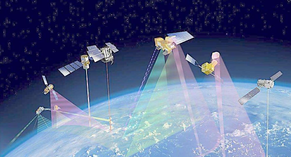 中国启动全球移动宽带卫星互联网系统建设 卫星数量超过300颗