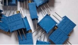 3296电位器性能参数_3296电位器封装
