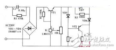 自制恒流恒压充电电路