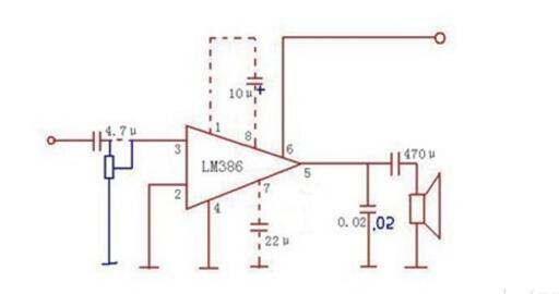 OTL功放电路缺点_otl功率放大器电路图
