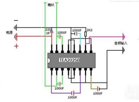 OTL功率放大器电路图大全(六款OTL功率放大器电路设计原理图详解)