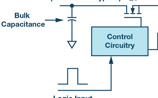 一种独特但简单的栅极脉冲驱动电路