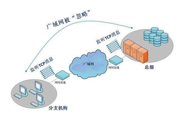 广域网优化解决方案