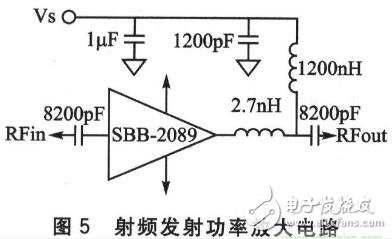 射频功率放大器电路图大全(五款射频功率放大器电路...