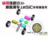新能源车上的SiC半导体技术