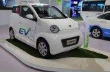 中国新能源汽车的发展