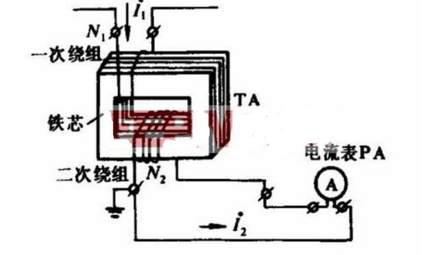 电流互感器二次侧是什么意思_电流互感器二次侧为什...