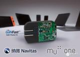世界上最薄的旅行适配器搭载新型高速氮化镓(GaN...