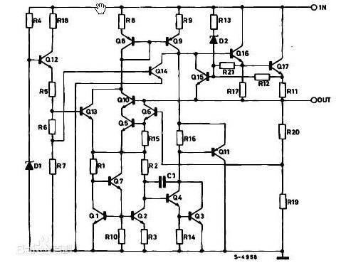 三端稳压管型号稳压值及详细资料