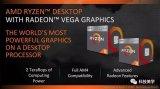 两款AMD锐龙APU发布