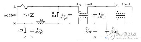 液晶电视机电源电路图大全(四款液晶电视机电源电路...